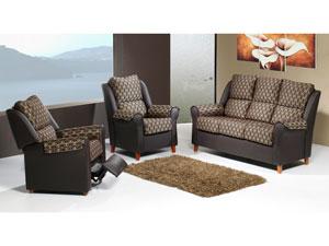 Combinación tresillo + sillón